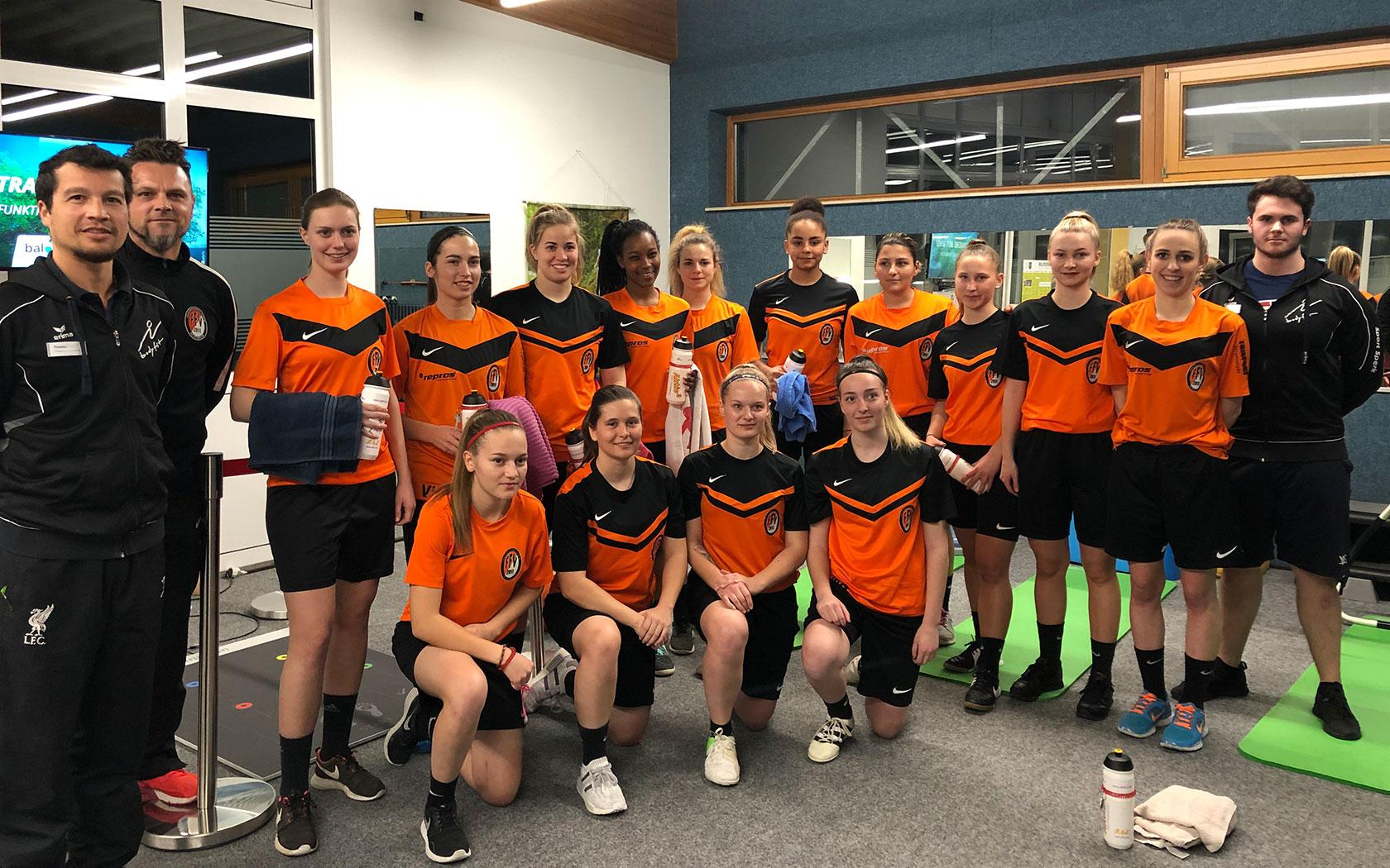FFV Heidenheim e.V. – Training im Bodyfit