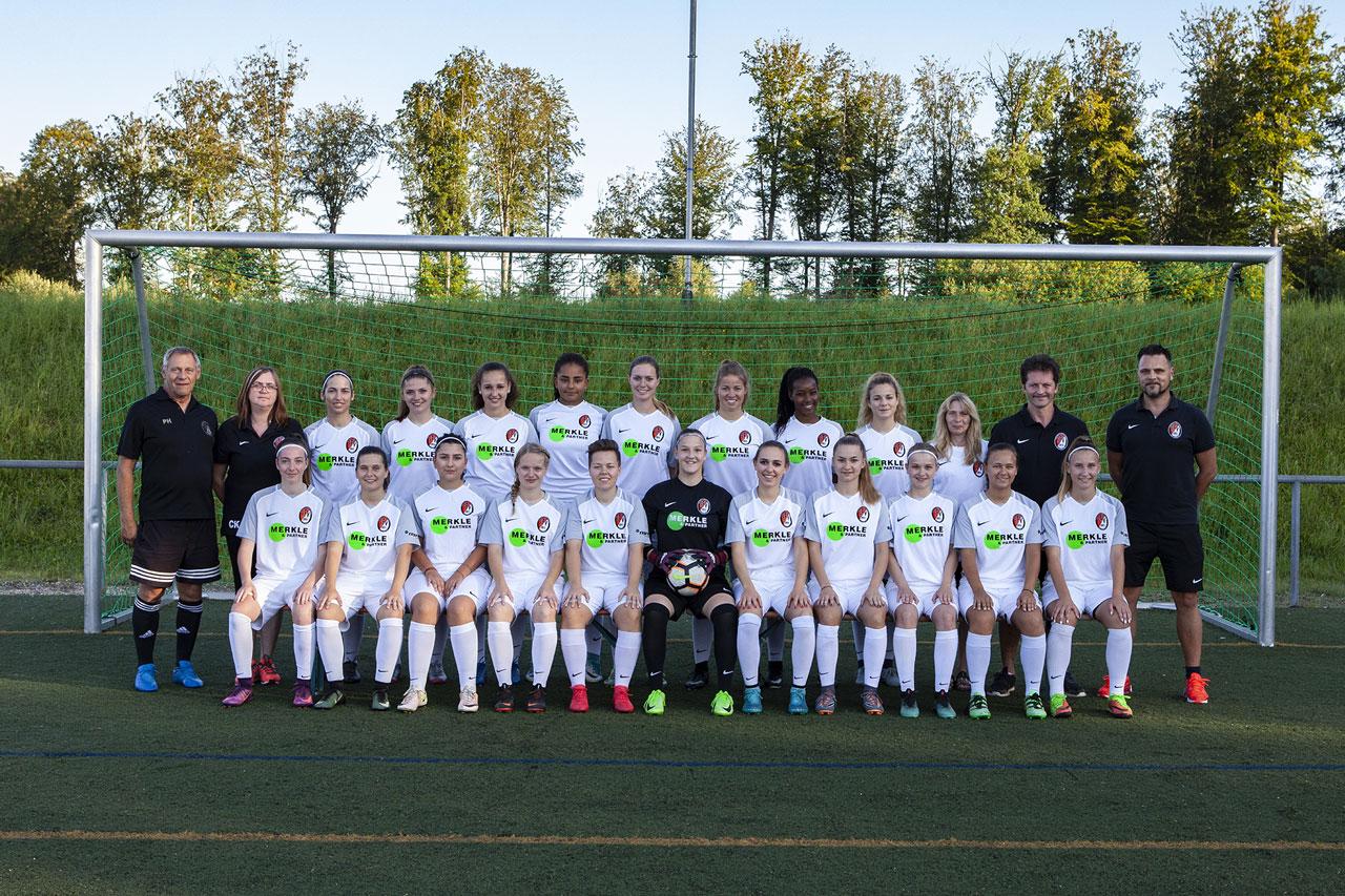 FFV Heidenheim e.V. – Mannschaftsbild