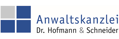 FFV Heidenheim e.V. – Sponsoren – Anwaltskanzlei Dr. Hofmann & Schneider