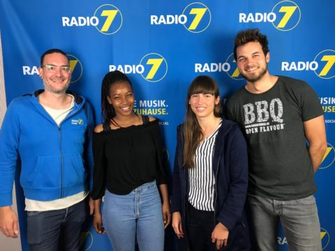 FFV Heidenheim zu Gast in der Radio 7 Morning Show!