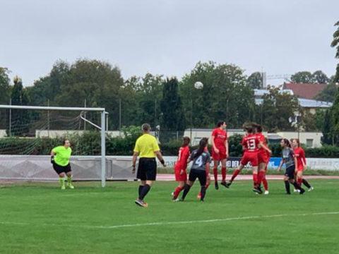 3:6 gewinnt der FFV gegen SV Winnenden