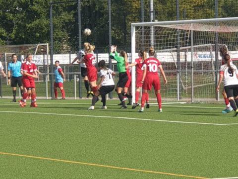 SV Eutingen : FFV Heidenheim 1:2